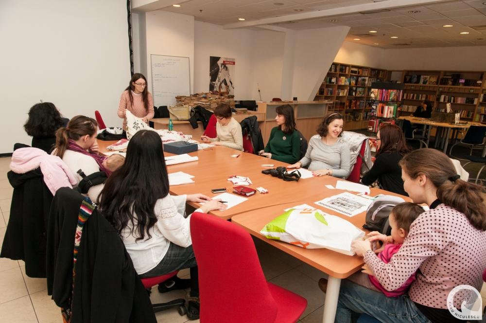 1  Workshop WAHM Atelier de cusaturi populare romanesti 14 Martie 2015