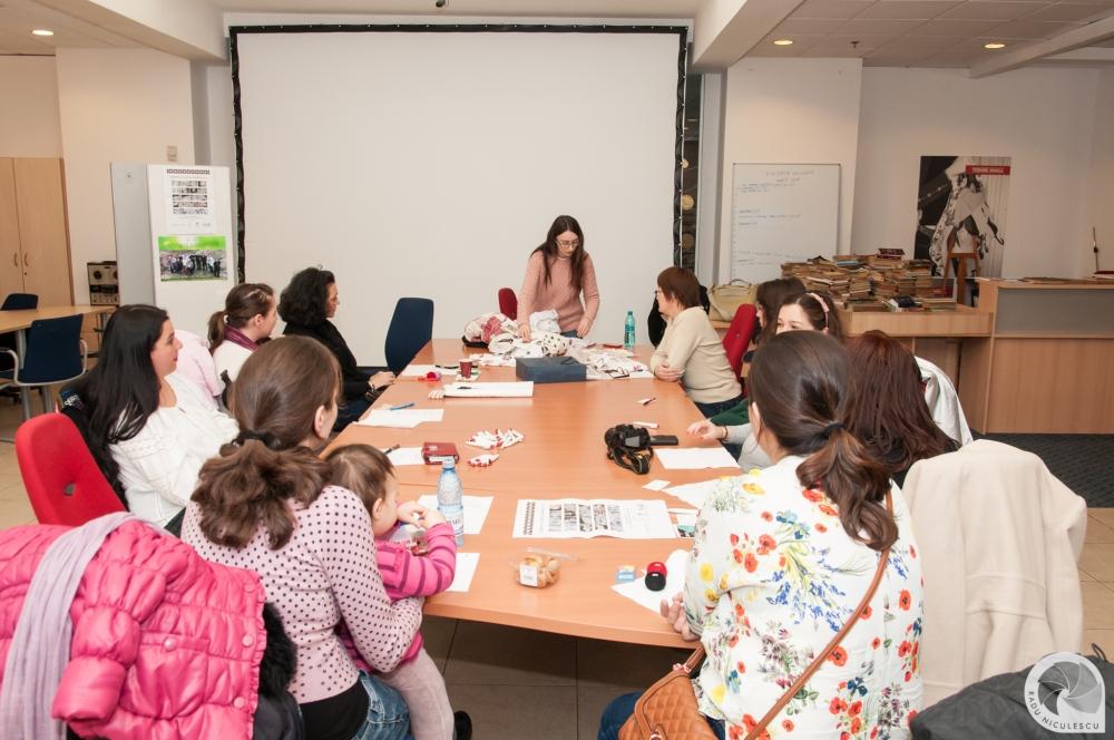 11  Workshop WAHM Atelier de cusaturi populare romanesti 14 Martie 2015