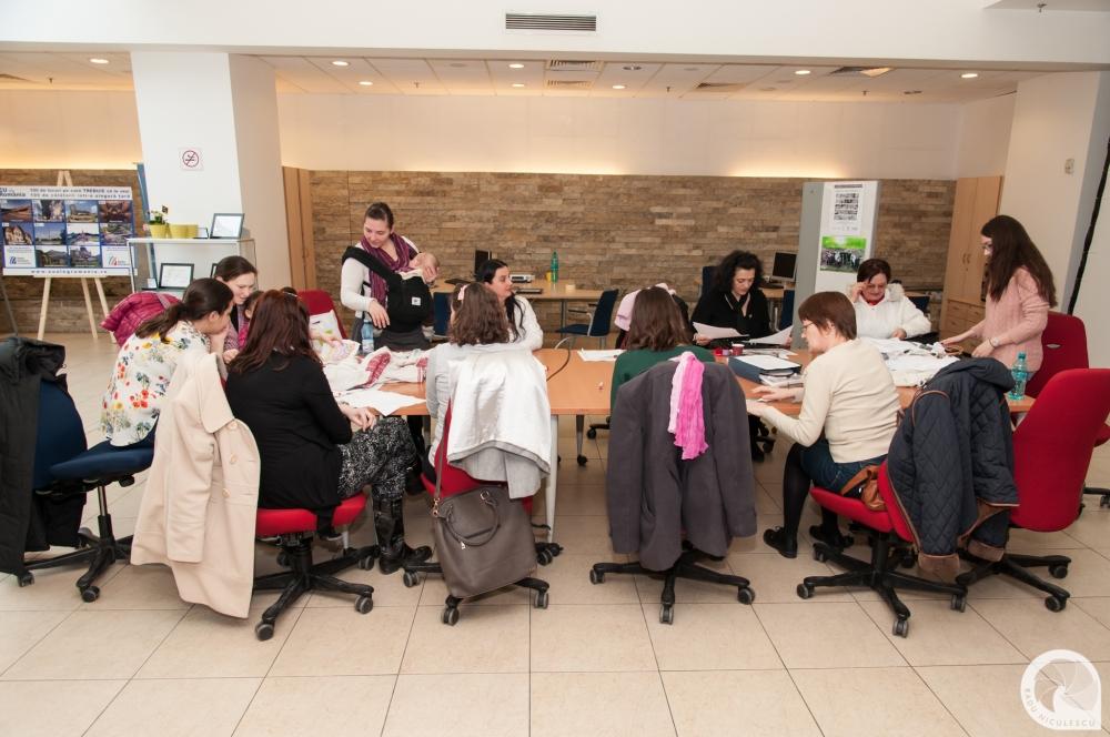 18  Workshop WAHM Atelier de cusaturi populare romanesti 14 Martie 2015