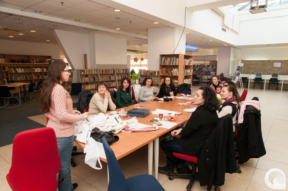 4  Workshop WAHM Atelier de cusaturi populare romanesti 14 Martie 2015